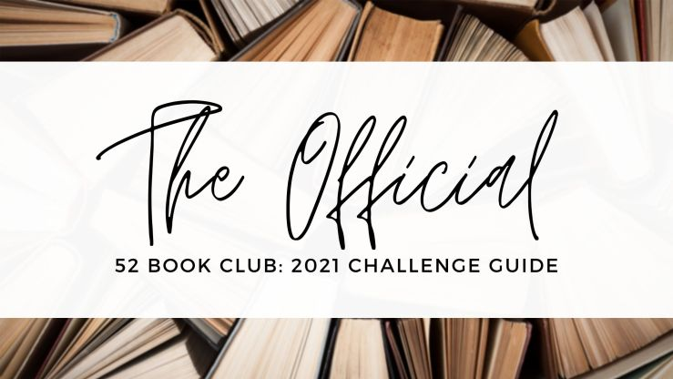 The Official 52 Book Club 2021 guide