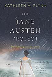 The Jane Austen Project -- book cover with a girl facing away