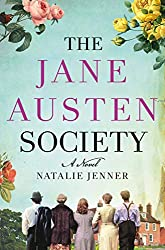 The Jane Austen Society book cover with women facing away