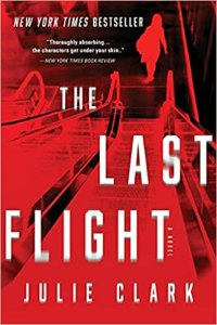 The Last Flight by Julie Clark book cover