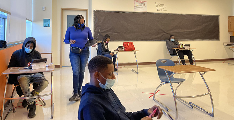 D.C. Summer Jobs Program Will Pay Teens to Take Classes as City Combats Learning Loss