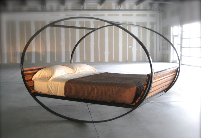 The 7 Exclusive Journal Mood Rocking Bed By Shiner