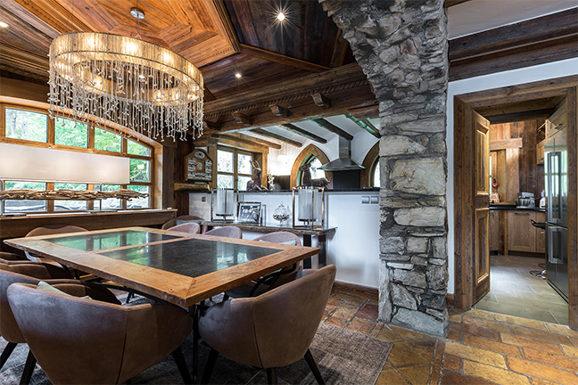 The 7 Exclusive Journal Le Chalet Grand Yeti Val DIsre