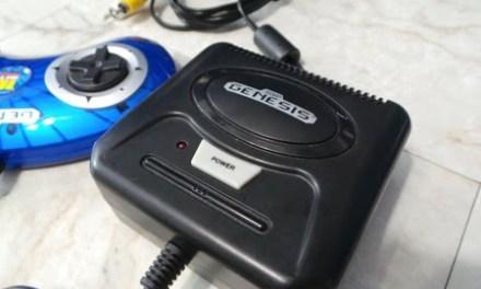 Radica Sega Genesis Audio Distortion Fix