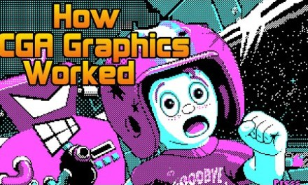 CGA Graphics – Not as bad as you thought!