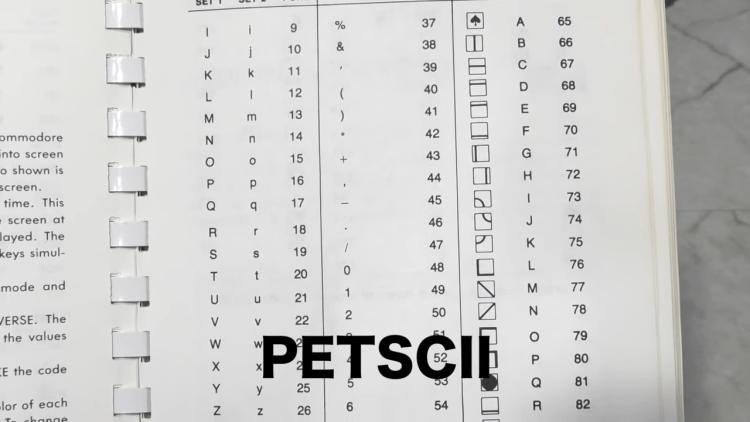 PETSCII