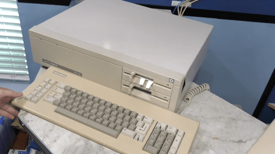 Commodore PC 10