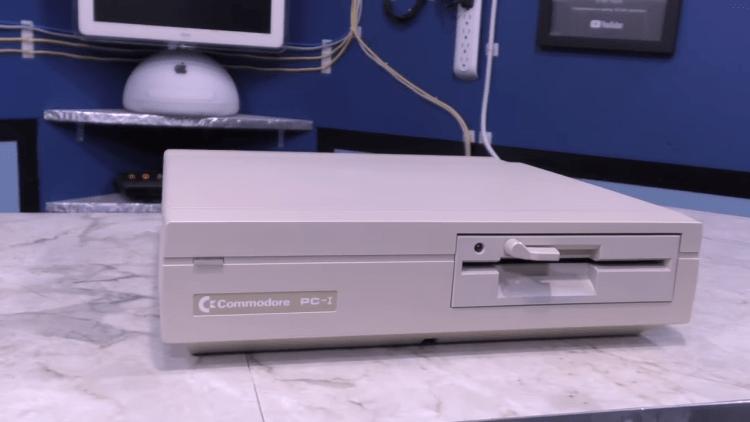 Commodore PC1 Restore Complete