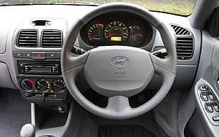 Car Reviews Hyundai Accent 1 5 Crtd Gsi