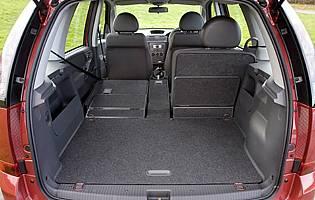Car Reviews Vauxhall Meriva Club 1 6