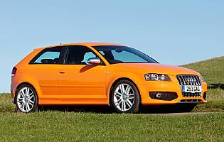 Car Reviews Audi A3 S3 The Aa