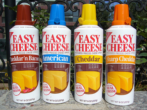 Image result for Spray Cheese
