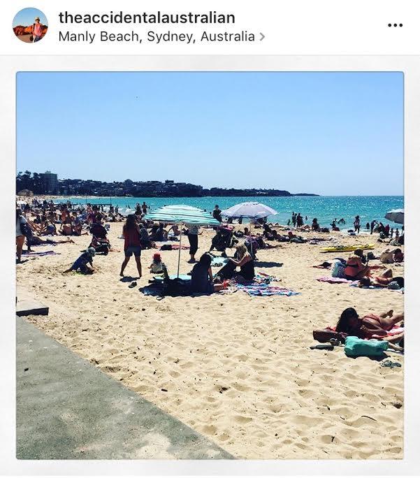 manly beach summer