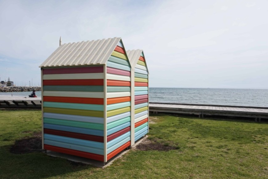beach sheds fremantle