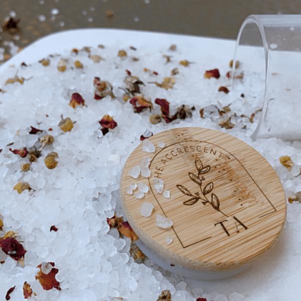 The Accrescent Hope & Joy Flower Essence Bath Soak™