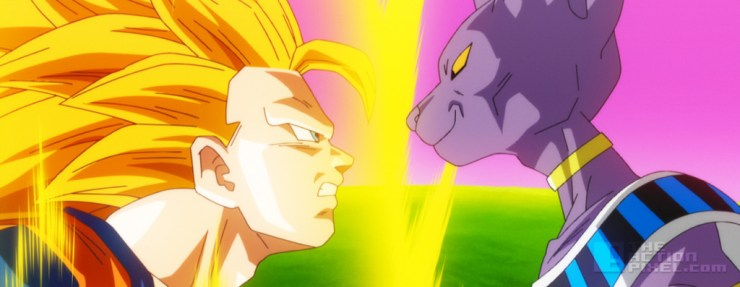 Dragonball Z: Battle Of Gods @ The Action Pixel