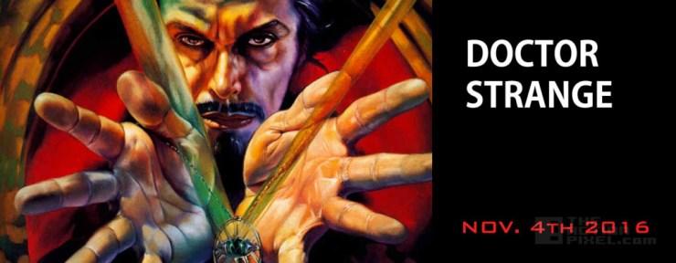 Doctor Strange – November 4, 2016