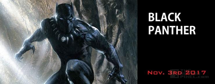 Black Panther – November 3, 2017
