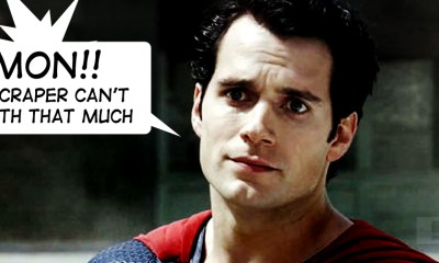 Superman talks Collateral Damage @ theactionpixel.com
