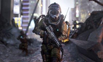 Call Of Duty: Advanced Warfare @ theactionpixel.com