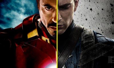 Ironman V Captain America Civil War