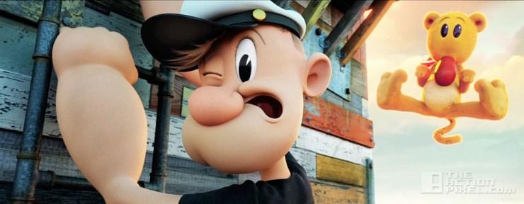 Popeye Sony Animation
