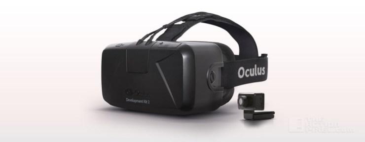 Oculus Virtual Rituality