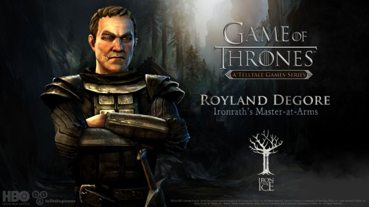 Game Of Thrones: Royland. THE ACTION PIXEL @theactionpixel