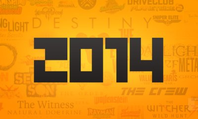 gaming 2014: A year in Review. THE ACTION PIXEL @theactionpixel