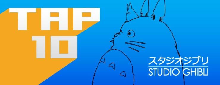 #TAP10  Studio Ghibli Animation. The Action Pixel. @TheActionPixel