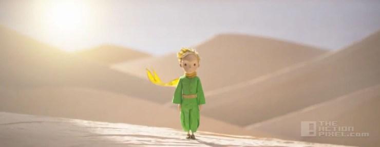 le petit prince. The Action Pixel. @TheActionPixel