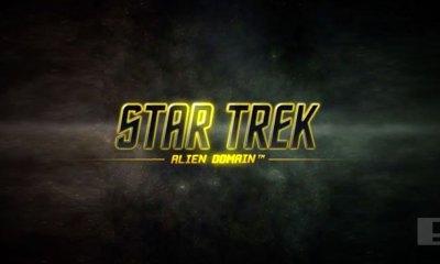 Star Trek: Alien Domain. The Action Pixel @theactionpixel