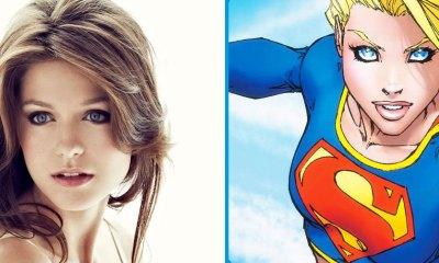 supergirl Melissa Benoist. The action pixel. @theactionpixel