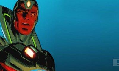 vision. Uncanny Avengers. The action pixel. @theActionPixel