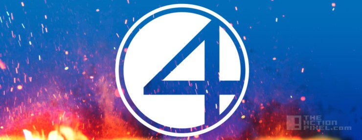 fantastic four Banner. The action pixel. @theactionpixel