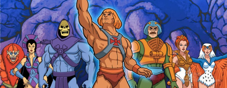he Man and the masters of the universe. The Action pixel @theactionpixel