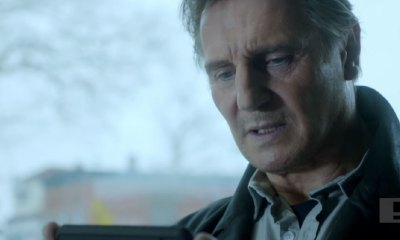 liam neeson Clash of clans superbowl 2015 ad. the action pixel. @theactionpixel