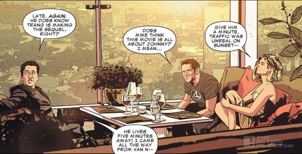punisher #12 panels. Marvel.  The Action Pixel. @theactionpixel