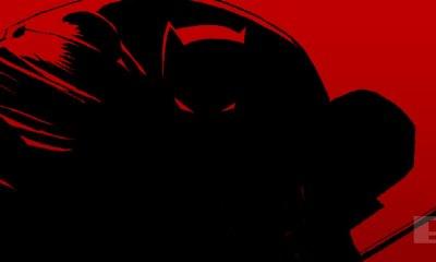 dark knight 3: the master race. frank miller. dc comics, the action pixel. @theactionpixel