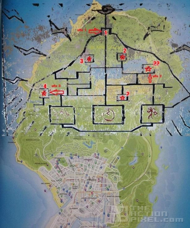 gta 5 map mural Chiliad. grand theft auto v. @theactionpixel. the action pixel. rockstar