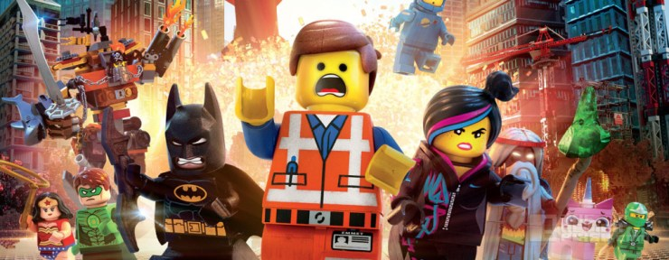 the lego movie. wb. lego. dc comics. the action pixel. @theactionpixel