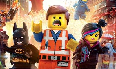 the lego movie. wb. lego. dc comics. the action pixel. @theactionpixel