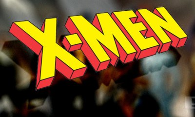 xmen logo. Marvel. the action pixel. @theactionpixel
