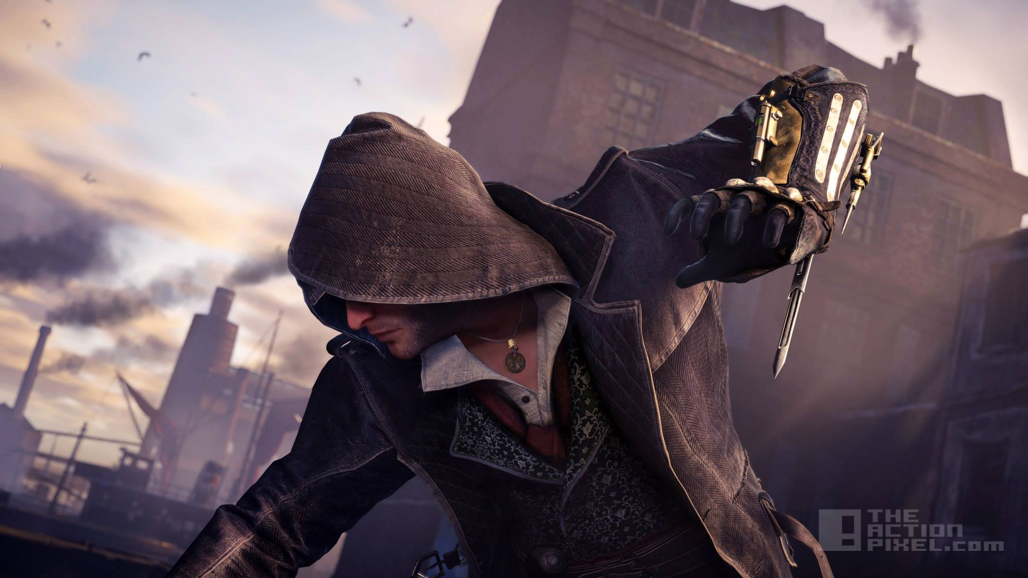 "Assassin's Creed Syndicate "" Jack The Ripper"" Trailer – The"