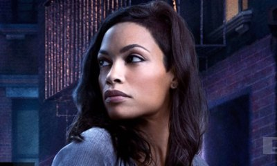rosario dawson as claire Temple. netflix. marvel. Daredevil. the action pixel @theactionpixel