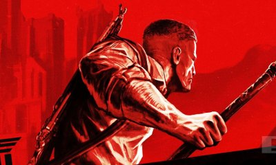 wolfenstein: old blood. part one. Bethesda Works. the action pixel. @theactionpixel