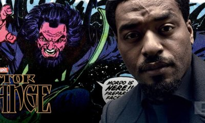 BARON MORDO Chiwetel EJIOFOR. DOCTOR STRANGE. MARVEL. THE ACTION PIXEL. @THEACTIONPIXEL