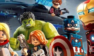 lego marvel's avengers. tt games. the action pixel. @theactionpixel