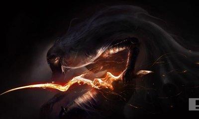 dark souls 3. the action pixel. @theactionpixel. from software.