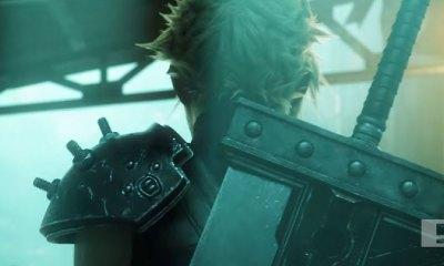 final fantasy VII remake. Square Enix. the action pixel. @theactionpixel